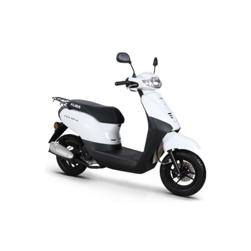 Kuba City Go 50 Scooter Motosiklet